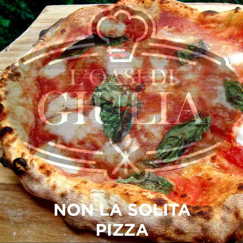 non passare la solita pizza del venerdì... scopri l'OASI DI GIULIA